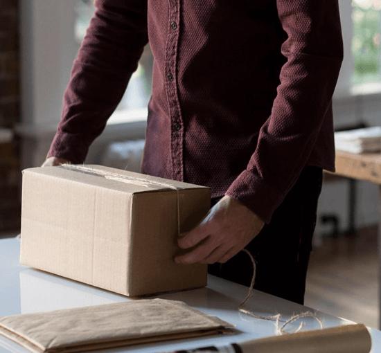 Livraison e-commerce La Poste